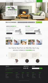 #16 for finalize a website home page design from mockup by kreativeminds