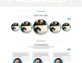 #28 para finalize a website home page design from mockup por sanaqila