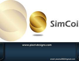 #2 untuk Create a logo for a cryptocurrency (like Bitcoin) oleh pixelDesignscom