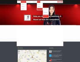 nº 7 pour Home Page Design par draison
