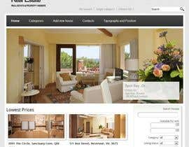 nº 18 pour Joomla website for House or Property selling par manishrai22