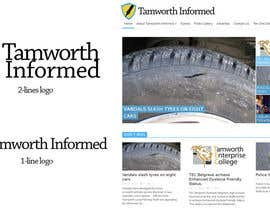 #4 for tweak / finish/ improve a Logo for Tamworth Informed - news blog af LucasBenica