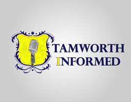 #1 for tweak / finish/ improve a Logo for Tamworth Informed - news blog af redkanvas
