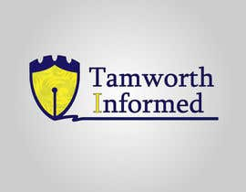 #15 for tweak / finish/ improve a Logo for Tamworth Informed - news blog af redkanvas