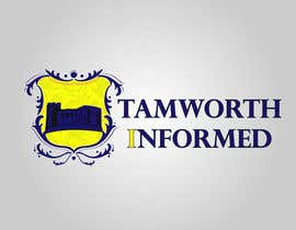 #30 untuk tweak / finish/ improve a Logo for Tamworth Informed - news blog oleh redkanvas