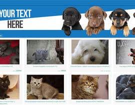 Nro 8 kilpailuun Top on the website of animals käyttäjältä Leugim83