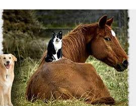 Nro 6 kilpailuun Top on the website of animals käyttäjältä mohammedzalal305