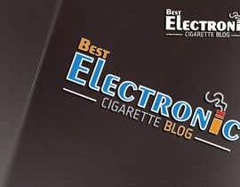 nº 84 pour Design a Logo for An Electronic Cigarette Blog par mmhbd