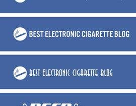 ingrafika tarafından Design a Logo for An Electronic Cigarette Blog için no 73
