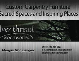 #29 for Business Card Design by abmkvw