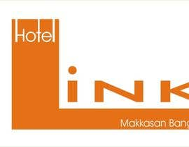 #89 for Design a Logo for Hotel Link Bangkok af sakiskoulianos