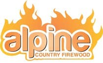 Graphic Design Entri Kontes #44 untuk Logo Design for Alpine Country Firewood