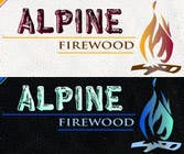 Graphic Design Entri Kontes #226 untuk Logo Design for Alpine Country Firewood