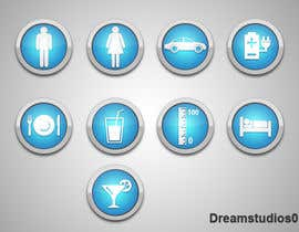 #8 for Original Icon designs contest af dreamstudios0