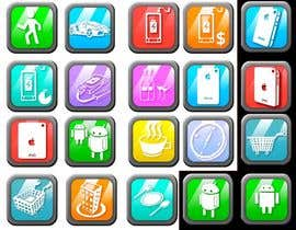 #25 for Original Icon designs contest af MetaLB00STER