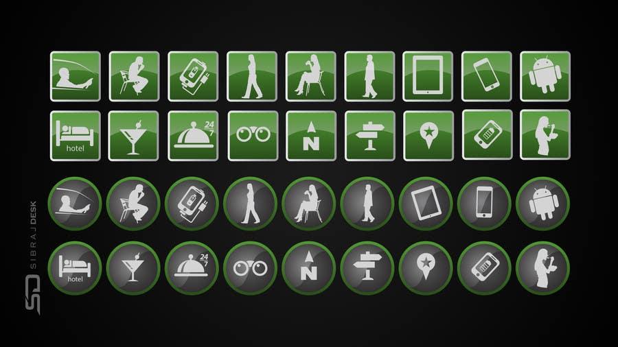 Proposition n°11 du concours Original Icon designs contest