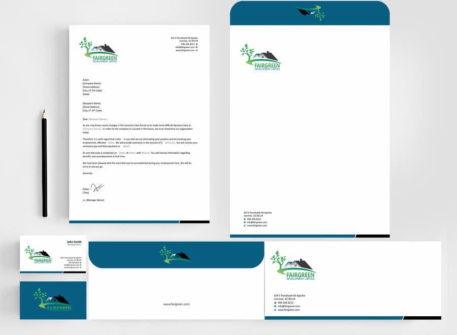 Bài tham dự cuộc thi #7 cho Design some Business Cards & Stationary for a property development company