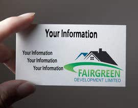 #6 para Design some Business Cards & Stationary for a property development company por UniqueB
