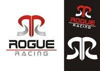 Graphic Design Kilpailutyö #86 kilpailuun Logo Design for Rogue Racing