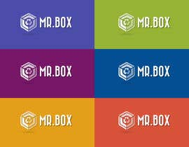 #150 for Design a Logo for Mr. Box by thimsbell