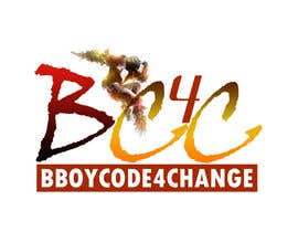 #3 para Design a Logo for bboycode4change por ghazitech