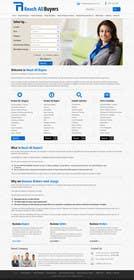 #7 for Mock Up Website - Business For Sale af kreativeminds