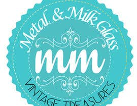 #18 para Logo and web banner for vintage store por marcia2