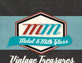 #40 para Logo and web banner for vintage store por marcia2