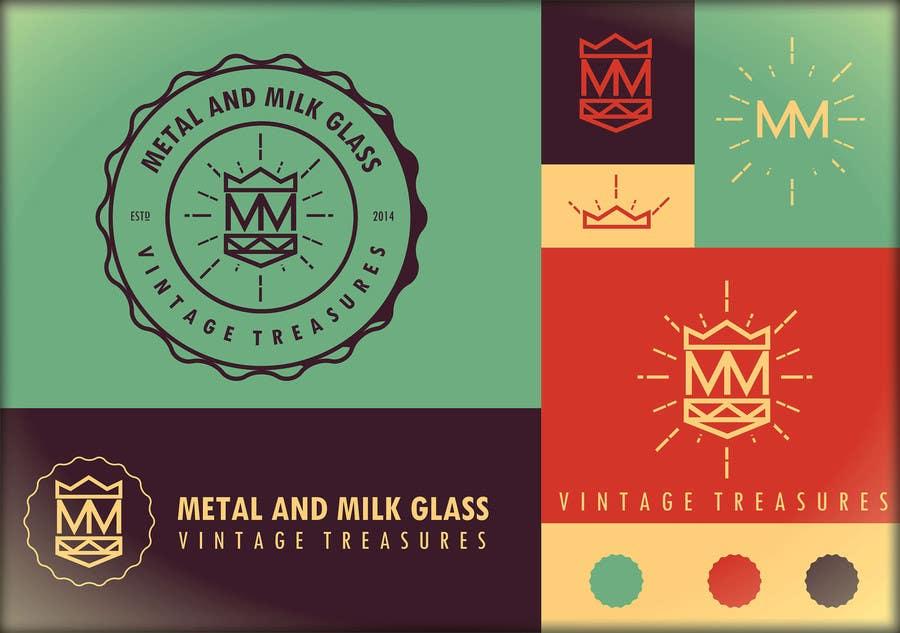 Inscrição nº 20 do Concurso para Logo and web banner for vintage store