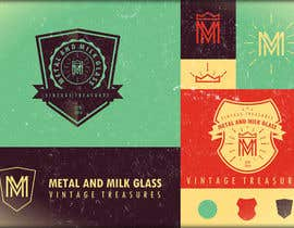 #28 para Logo and web banner for vintage store por roman230005