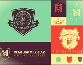 #32 para Logo and web banner for vintage store por roman230005