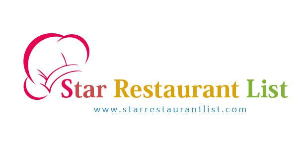 Kilpailutyö #2 kilpailussa Design a Logo for www.starrestaurantlist.com