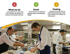 nº 20 pour Design a Facebook landing page for Star Restaurant List Facebook page par atomixvw