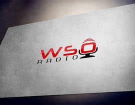 nº 104 pour Design a Logo for WSO Radio par uniquelylogo