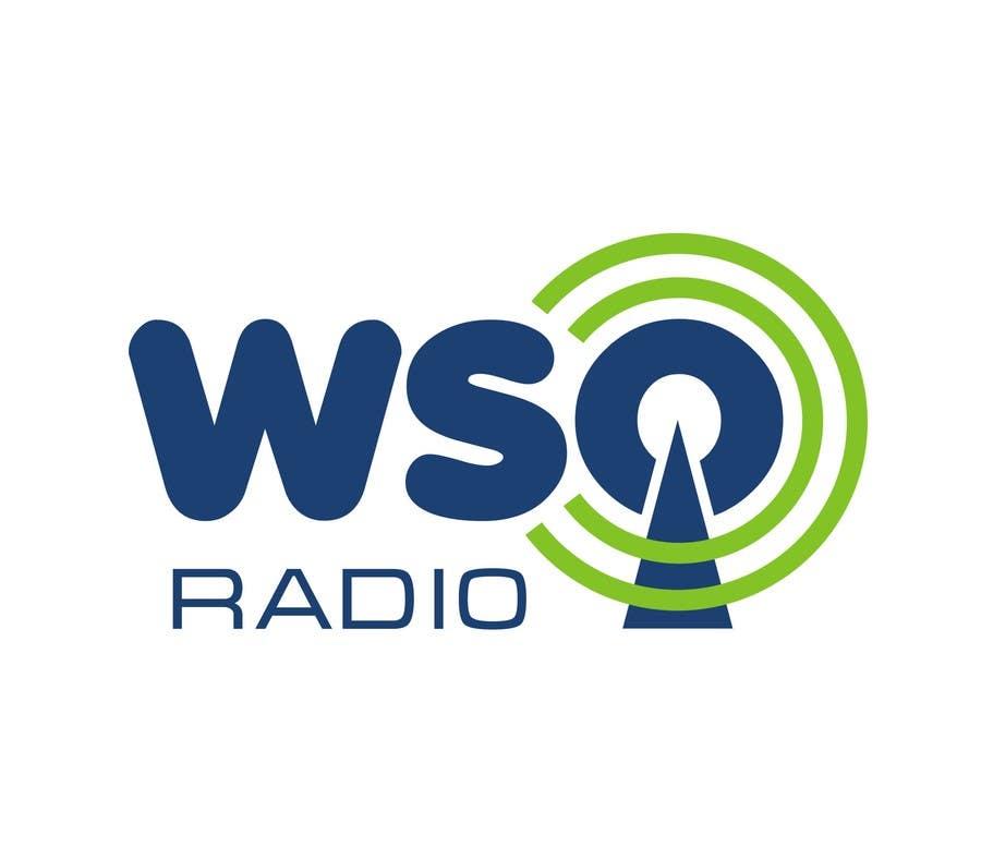 Penyertaan Peraduan #40 untuk Design a Logo for WSO Radio