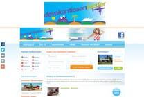 Graphic Design Inscrição do Concurso Nº17 para Design a Logo for travel website
