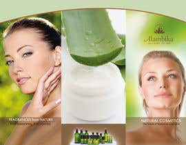 #1 para Design a Brochure for our new line Alambika por rickygd