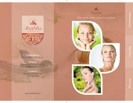 #14 para Design a Brochure for our new line Alambika por sasfdo