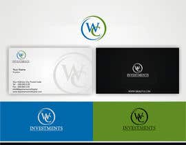 #81 para Design a Logo for WC Investments por saifil