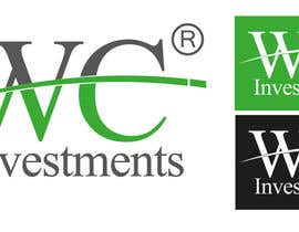 #72 cho Design a Logo for WC Investments bởi j3groupsa