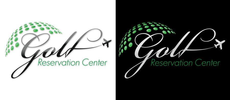 Kilpailutyö #13 kilpailussa Golf Reservation Center Logo Contest