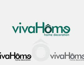 #26 for Viva Home Logo af jhonlenong