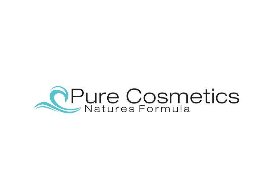 Конкурсная заявка №154 для Branding Design for Pure Cosmetics / Need Long Term Graphic Artist Wanted