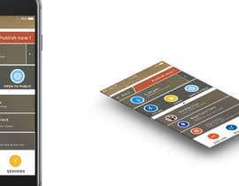 Nro 1 kilpailuun Design an App Mockup käyttäjältä adrieng