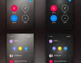 Nro 2 kilpailuun Design an App Mockup käyttäjältä farhanfauzan
