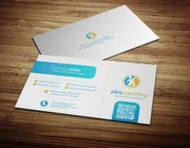 #88 for Design Business Card and Logo for a Parenting Coach af deniedart