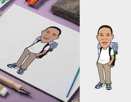 Nro 12 kilpailuun Design Logo Caricature for Missionary Group käyttäjältä jiamun