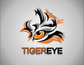 zvercat27 tarafından Design a Tiger Logo için no 74