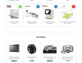 Nro 20 kilpailuun Design a Website Mockup käyttäjältä matthewfariz