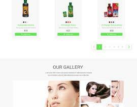 saepulgranz tarafından Design a Website Mockup için no 3